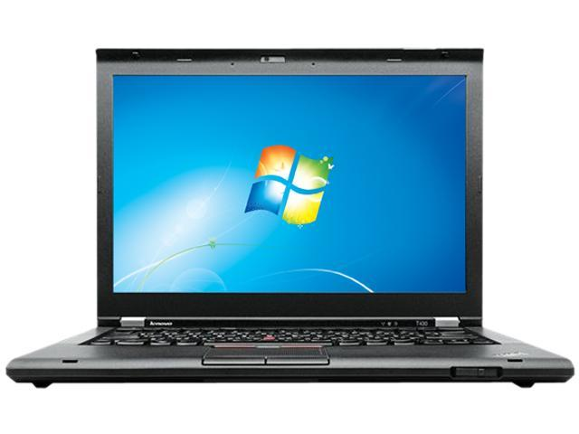 "ThinkPad T Series T430 (2344BZU) Intel Core i5-3320M 2.6GHz 14.0"" Windows 7 Professional 64-bit Notebook"