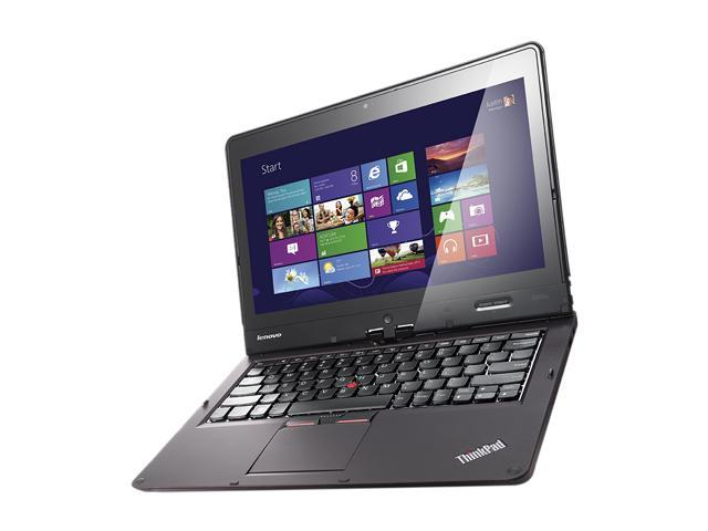 "ThinkPad Twist S230u (33472HU) Intel Core i5 4 GB Memory 500 GB HDD 12.5"" Notebook Windows 8 Pro 64-Bit"