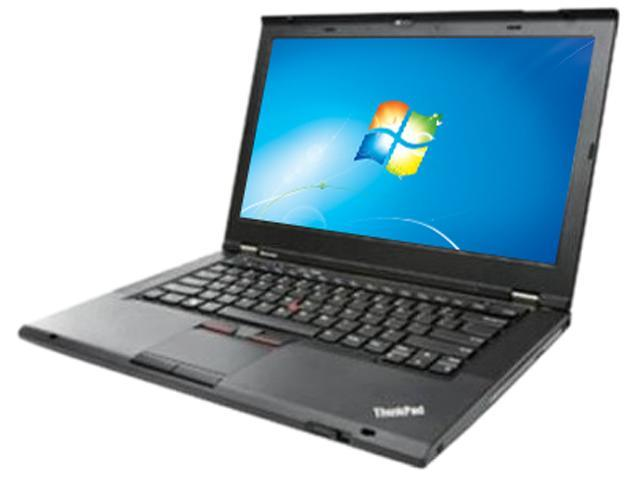 "ThinkPad T Series T430s (23539MU) Intel Core i5-3320M 2.6GHz 14.0"" Windows 7 Professional 64-bit Notebook"