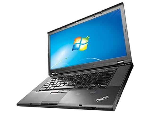 ThinkPad Laptop T Series T530 (2392APU) Intel Core i5 3320M (2.60 GHz) 4 GB Memory 500 GB HDD Intel HD Graphics 4000 15.6