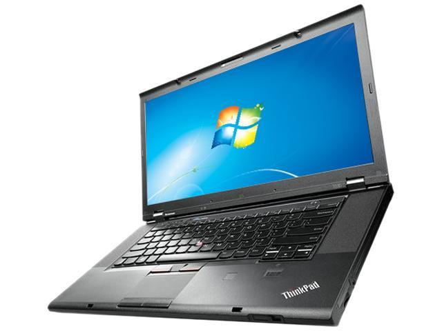 "ThinkPad T Series T530 (2392AQU) Intel Core i5 3320M 2.6 GHz 15.6"" Windows 8 Pro 64-bit Notebook"
