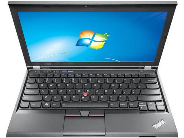 """ThinkPad X Series X230 (2320HPU) Intel Core i5-3320M 2.6GHz 12.5"""" Windows 7 Professional 64-Bit Notebook"""