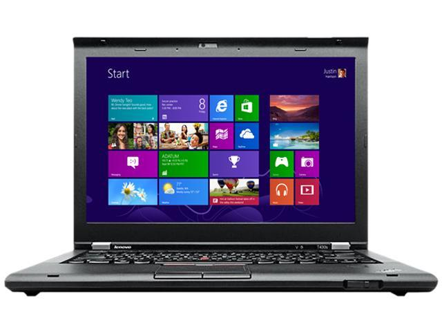 ThinkPad T Series T430s Intel Core i5 4GB Memory 180GB SSD 14