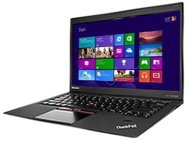 """ThinkPad X Series X1 Carbon Intel Core i5-3427U 1.8GHz 14.0"""" Windows 8 Pro 64-bit Ultrabook"""