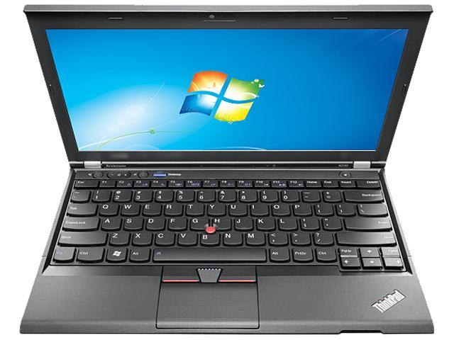 ThinkPad Laptop ThinkPad X230 2320JCU Intel Core i7 3520M (2.90 GHz) 4 GB Memory 180 GB SSD Intel HD Graphics 4000 12.5
