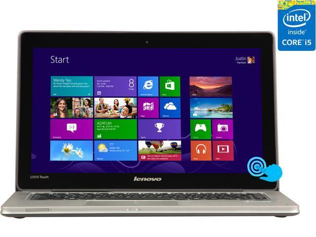 Lenovo IdeaPad U310 (59365302) Intel Core i5 4GB 13.3