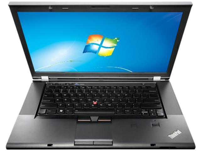"""ThinkPad W530 (243859U) Intel Core i7-3840QM 2.8GHz 15.6"""" Windows 7 Professional 64-bit Notebook"""