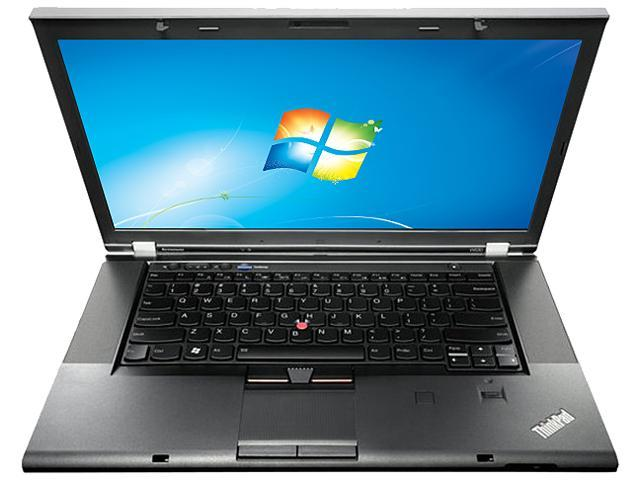"ThinkPad W530 (243857U) Intel Core i7-3740QM 2.70GHz 15.6"" Windows 7 Professional 64-bit Notebook"