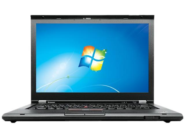 ThinkPad Laptop T Series T430 Intel Core i5 3rd Gen 3230M (2.60 GHz) 4 GB Memory 500 GB HDD Intel HD Graphics 4000 14.0