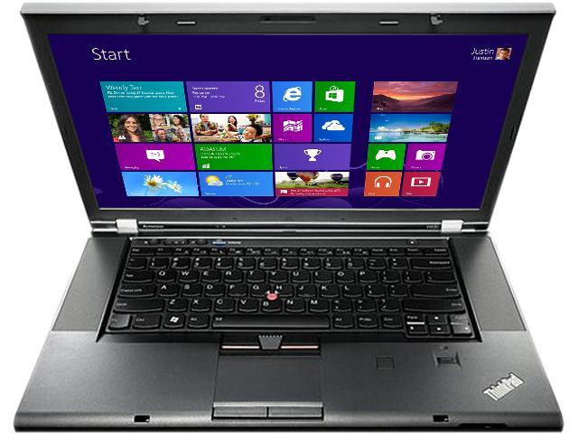 "Lenovo ThinkPad 15.6"" Genuine Windows 8 Pro Notebook"