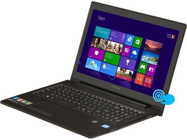 Lenovo Laptop G500s (59373024) Intel Core i3 3rd Gen 3120M (2.50 GHz) 4 GB Memory 500 GB HDD Intel HD Graphics 4000 15.6