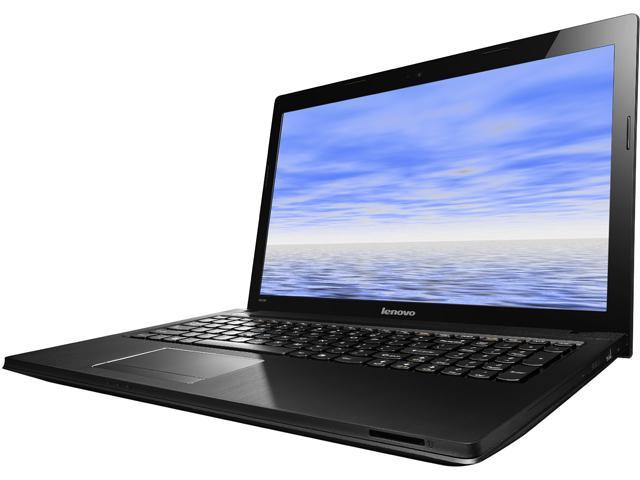 Lenovo Laptop G505 (59373013) AMD A6-Series A6-5200 (2.00 GHz) 4 GB Memory 500 GB HDD AMD Radeon HD 8400 15.6