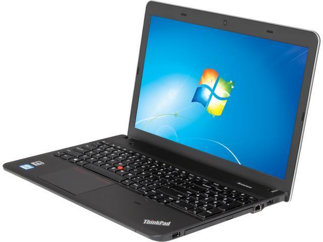 thinkpad laptop edge e531 68852bu intel core i5 3rd gen. Black Bedroom Furniture Sets. Home Design Ideas