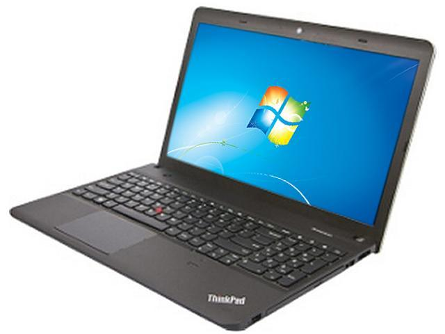 "ThinkPad Edge E531 (68855TU) Intel Core i3-3120M 2.5GHz 15.6"" Windows 7 Professional 64-bit Notebook"