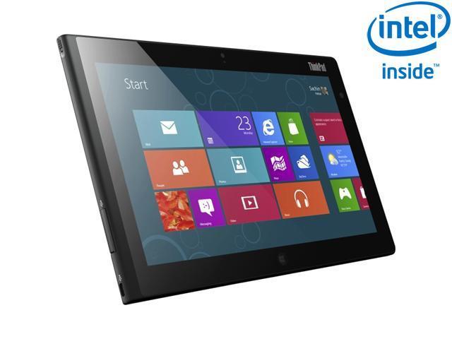 "ThinkPad Tablet 2 (36795MU) Intel Atom Z2760 2GB Memory 64GB 10.1"" Touchscreen Tablet Windows 8 32-bit"
