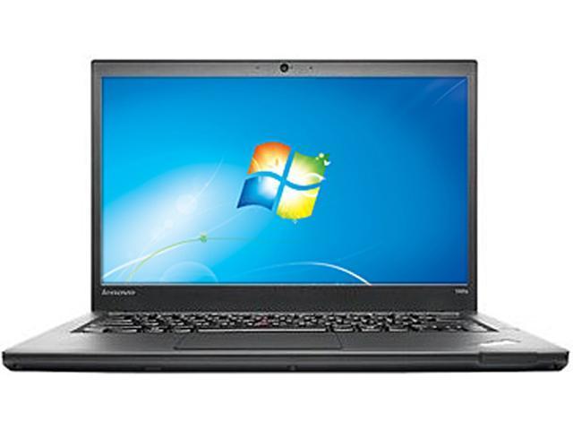 Lenovo ThinkPad T431s Notebook Intel Core i5 3337U (1.80GHz) 4GB Memory 500GB HDD Intel HD Graphics 4000 14.0