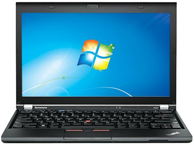 "ThinkPad X230 (23258AU) Intel Core i5-3320M 2.6GHz 12.5"" Windows 7 Professional 64-bit Notebook"