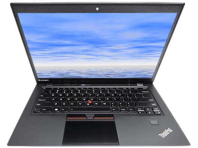 """ThinkPad X Series X1 Carbon (3460BZ8) Intel Core i7 8GB Memory 180GB SSD 14"""" Notebook Windows 7 Professional 64-Bit"""