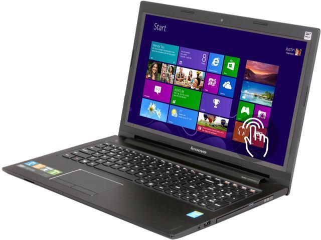 "Lenovo Laptop IdeaPad S510p (59385901) Intel Core i5 4200U (1.60 GHz) 6 GB Memory 1 TB HDD Intel HD Graphics 4400 15.6"" Touchscreen ..."
