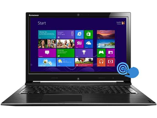 "Lenovo IdeaPad Flex 15 (59391568) Intel Core i5 8 GB Memory 128 GB SSD 15.6"" Touch Screen Touchscreen Ultrabook Windows 8"