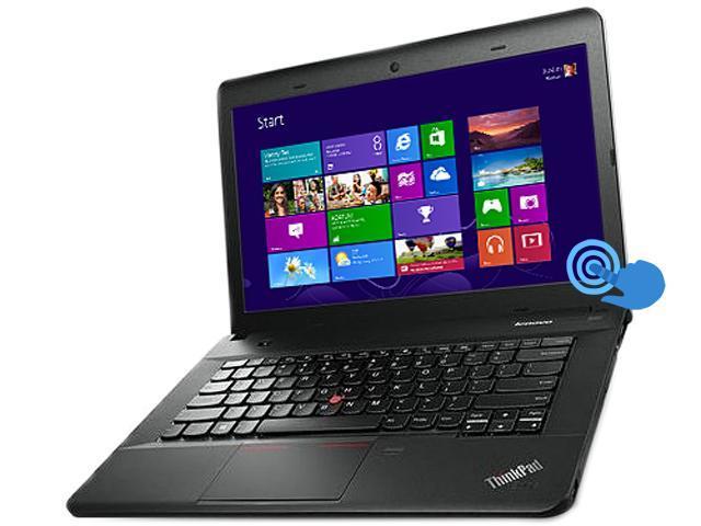 Lenovo Laptop ThinkPad E431 Intel Core i3 3110M (2.40 GHz) 4 GB Memory 500 GB HDD Intel HD Graphics 4000 14.0