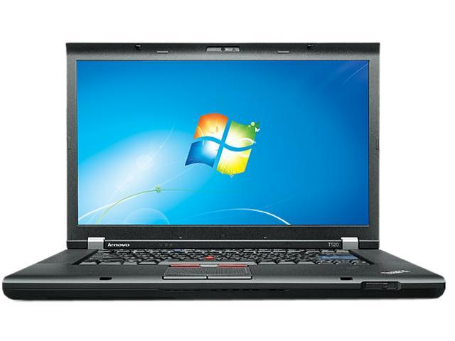 ThinkPad Laptop T420 Intel Core i3 2310M (2.10 GHz) 4 GB Memory 250 GB HDD Intel HD Graphics 3000 14.0