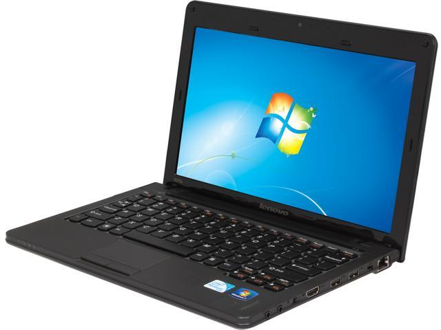 "Lenovo IdeaPad S205S U5600 11.6"" Windows 7 Home Premium Laptop"
