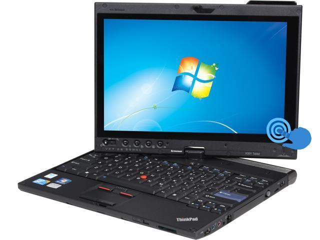 ThinkPad X201 Intel Core i7 2 GB Memory 320 GB 12.1