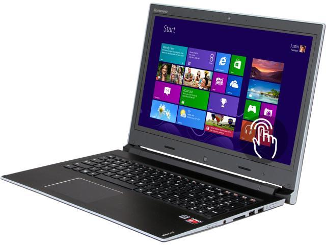 "Lenovo 2-in-1 Notebook Flex 15D 59395752 AMD A4-Series A4-5000 (1.50 GHz) 4 GB Memory 500 GB HDD AMD Radeon HD 8330 15.6"" ..."