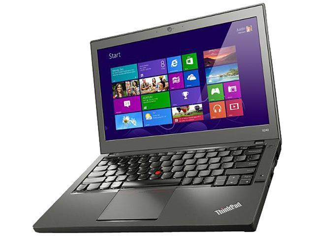 Lenovo ThinkPad X240 20AM0054US 12.5