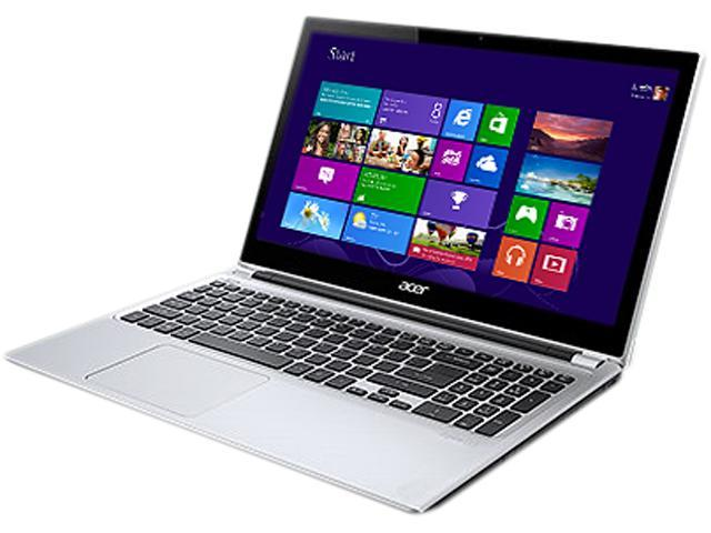 "Acer Aspire 15.6"" Genuine Windows 8 Notebook"