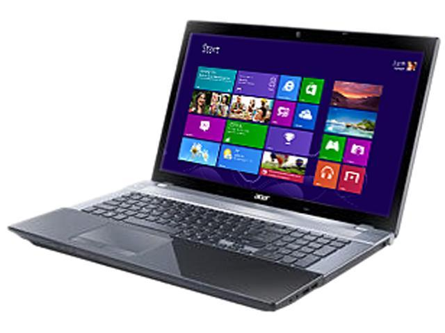 Acer Laptop Aspire V3-731-4446 Intel Pentium B960 (2.2 GHz) 4 GB Memory 500 GB HDD Intel GMA HD Graphics 17.3