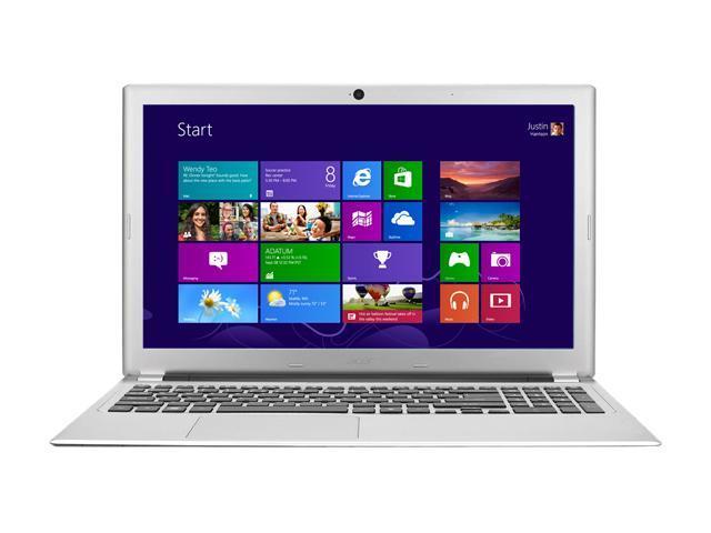Acer Laptop Aspire V5 V5-571-6892 Intel Core i5 3337U (1.80 GHz) 6 GB Memory 500 GB HDD Intel HD Graphics 4000 15.6