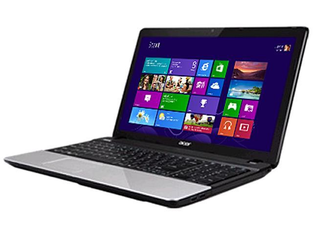 Acer Laptop Aspire E1-571-6402 Intel Core i5 3rd Gen 3230M (2.60 GHz) 6 GB Memory 500 GB HDD Intel HD Graphics 4000 15.6