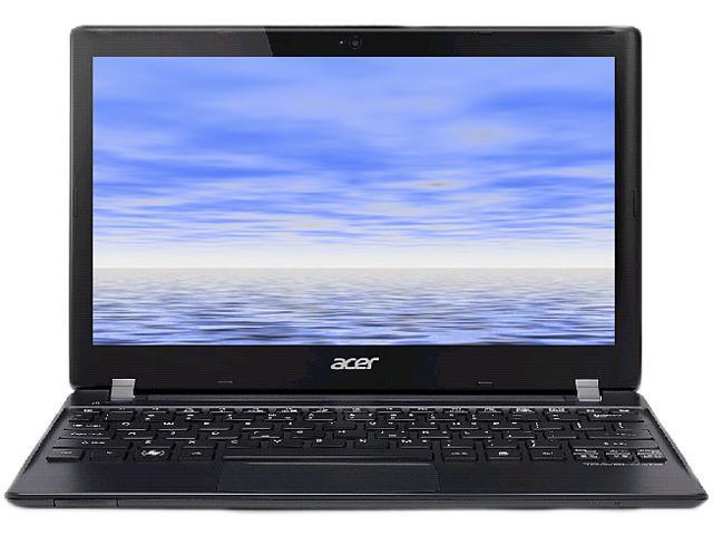 "Acer TravelMate B TMB113-E-2846 Intel Celeron 1007U 1.5GHz 11.6"" Windows 8 Notebook"