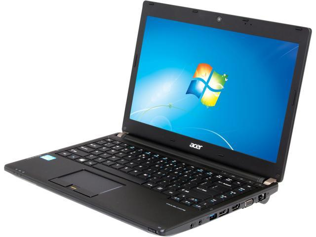 "Acer TravelMate P6 TMP633-M-6639 Intel Core i3-2348M 2.3GHz 13.3"" Windows 7 Professional 64-bit Notebook"