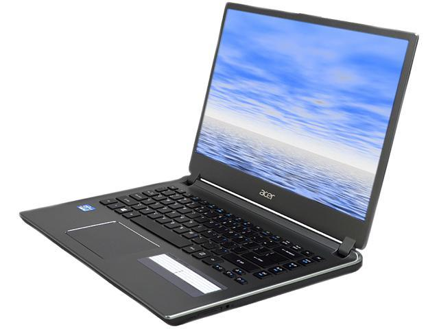 Acer Notebook, English Only TravelMate TMX483-6856 Intel Core i3 2nd Gen 2377M (1.50 GHz) 4 GB Memory 500 GB HDD Intel HD Graphics 3000 14.0