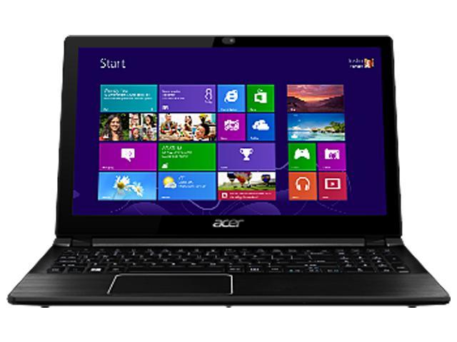 Acer Aspire V7-581P-6881 Intel Core i5 6GB DDR3 Memory 500 GB HDD Notebook Windows 8