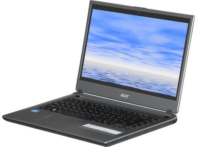 Acer TravelMate TMX483-6691 Notebook Intel Core i3 2375M (1.50GHz) 4GB Memory 500GB HDD Intel HD Graphics 3000 14.0