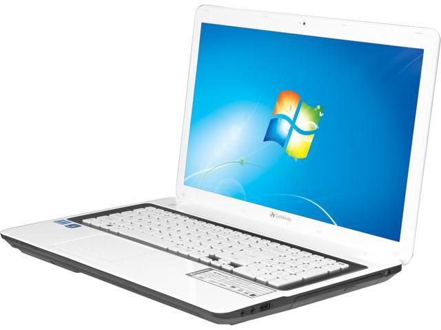 Gateway Laptop NV76R44u Intel Core i3 3110M (2.40 GHz) 6 GB Memory 500 GB HDD Intel HD Graphics 4000 17.3