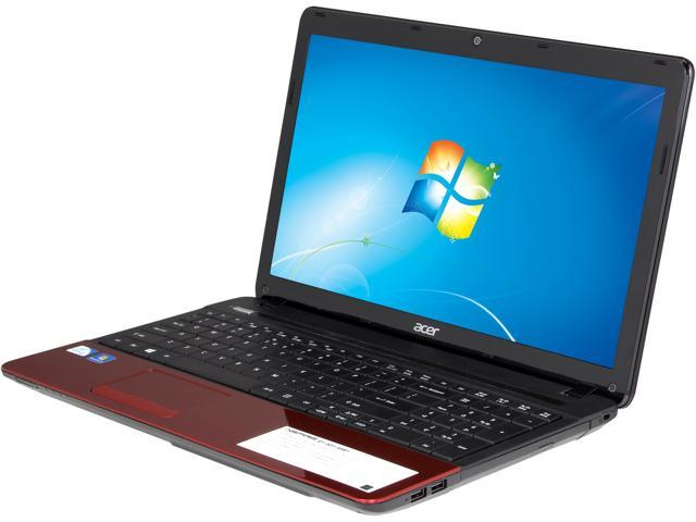 "Acer Aspire E E1-531-4461 Intel Pentium 2020M 2.4GHz 15.6"" Windows 7 Home Premium 64-bit Notebook"