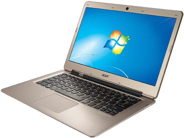 Acer Aspire S3-391-6497 Ultrabook Intel Core i5 3337U (1.80 GHz) 500 GB HDD 20 GB SSD Intel HD Graphics 4000 Shared memory 13.3