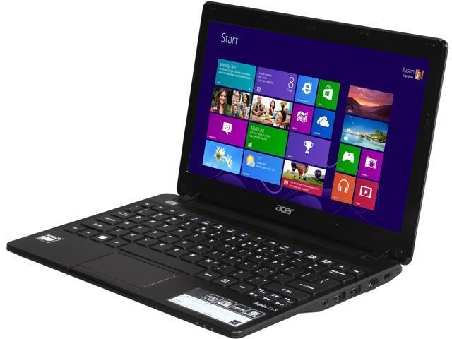 "Acer Aspire V5-123-3876 11.6"" Windows 8 Laptop"