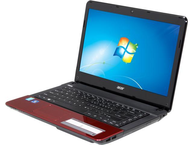 Acer Laptop Aspire E E1-431-4404 Intel Pentium 2020M (2.40 GHz) 4 GB Memory 750 GB HDD Intel GMA HD Graphics 14.0