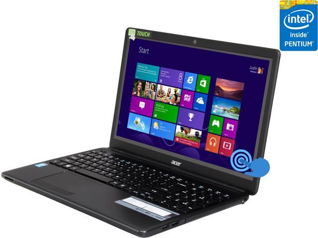 Acer Aspire E1-532P-4819 Notebook - Intel Dual-Core Pentium 3556U 4GB RAM / 500GB HDD 15.6