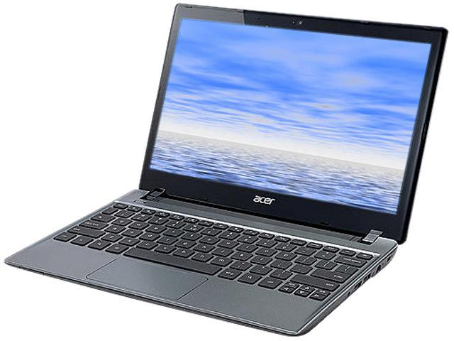 Acer C710-2856 Notebook Intel Celeron 847 (1.1 GHz) 2 GB Memory 16 GB SSD 11.6