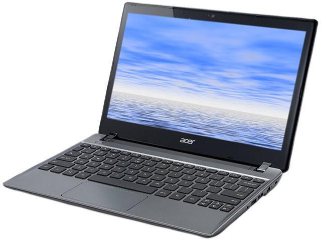 """Acer C710-2487 Chromebook 11.6"""" Chrome OS"""