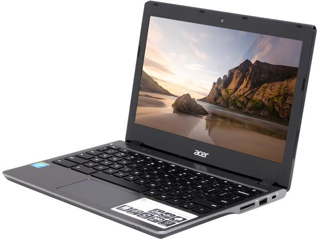 """Acer C720-2848 Chromebook 11.6"""" Chrome OS"""