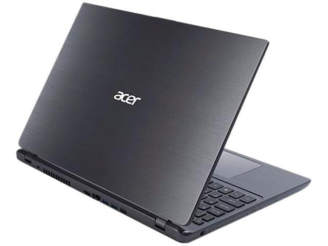 Acer Laptop Aspire M5-581T-6594 Intel Core i5 3317U (1.70 GHz) 6 GB Memory 500 GB HDD Intel HD Graphics 4000 15.6