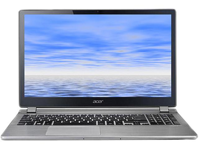 Acer Laptop Aspire V5-573-9863 Intel Core i7 4500U (1.80 GHz) 8 GB Memory 1 TB HDD Intel HD Graphics 4400 15.6